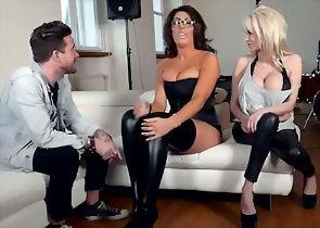 Aged Latex Slut