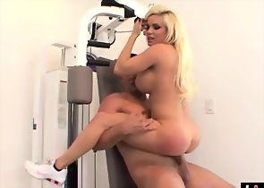 Big Tits Moms